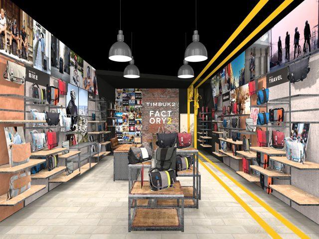 ontwerp winkel 3D interieurbouw