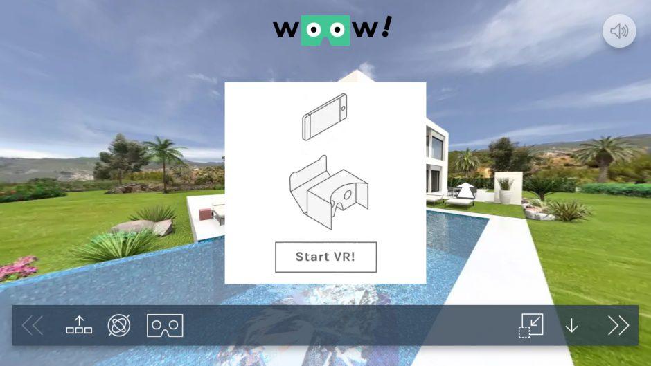 VR Villa Ibiza