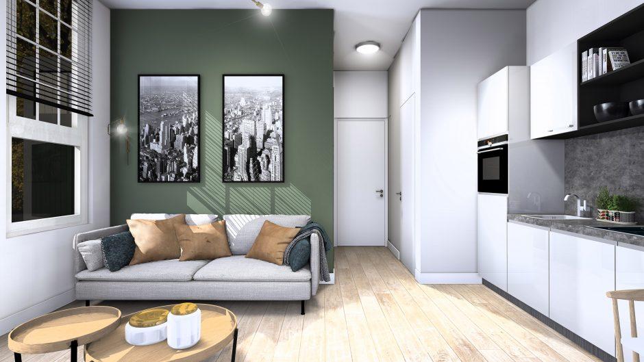 ontwerp 3d interieur Amersfoort