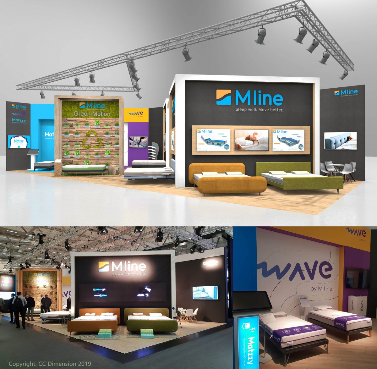 imm cologne stand