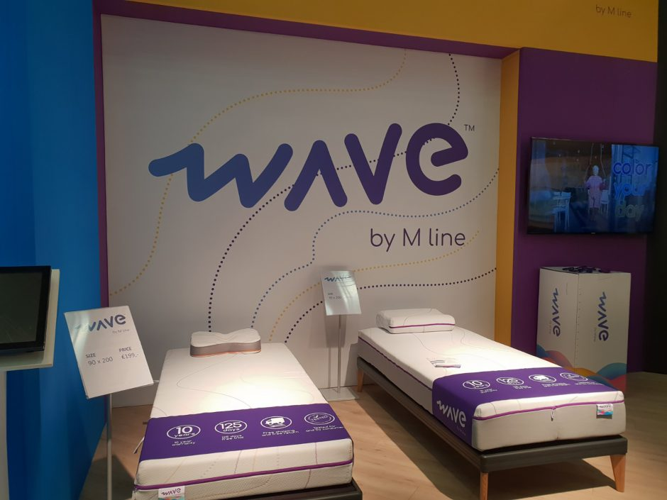 Wave wand beurs