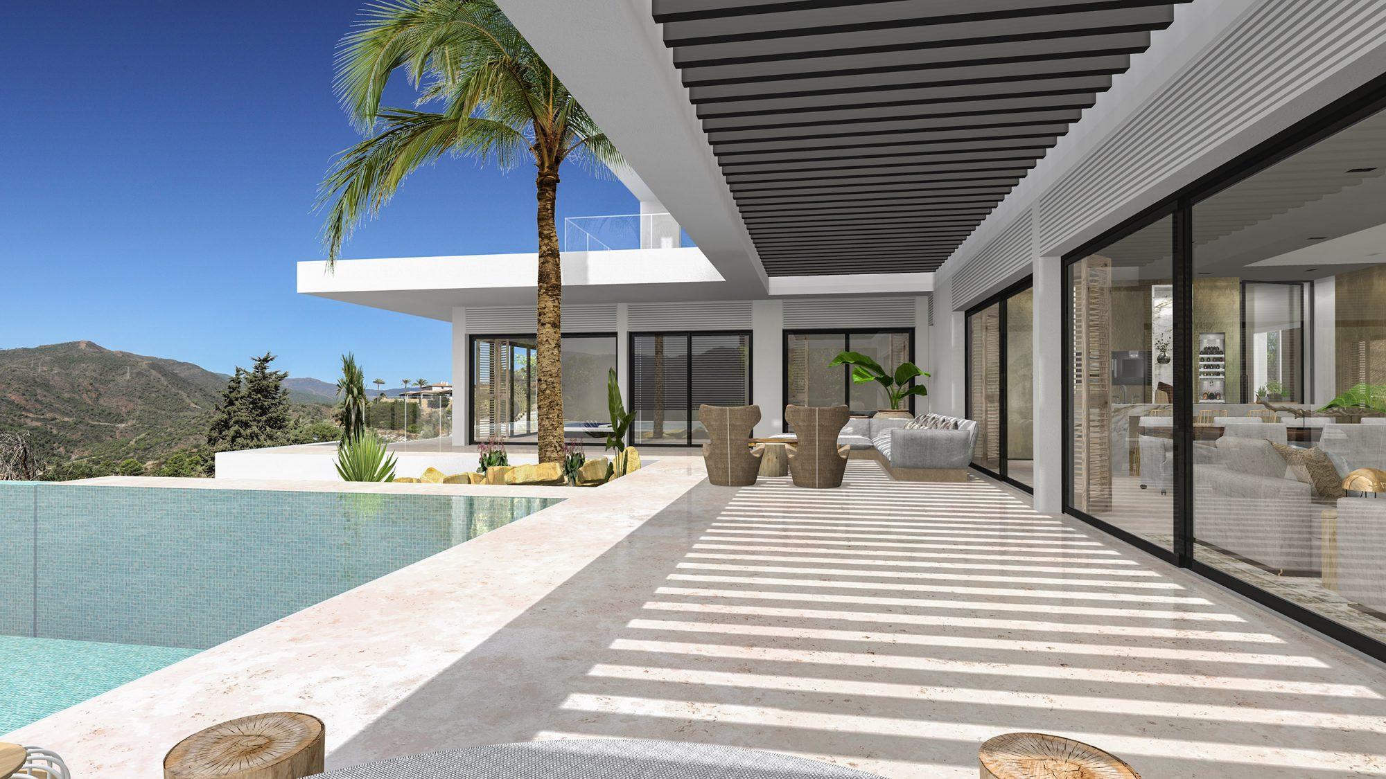 interieurontwerp villa
